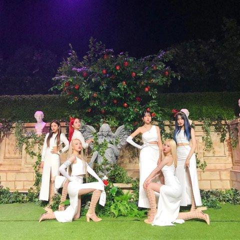 [PANN]Gfriend'in 'M!Countdown' geri dönüş performansı forumlarda trend oldu