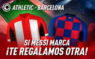 sportium Promo Athletic vs Barcelona 6 febrero 2020