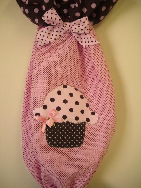 El hogar bricolgage y decoraci n bolsa de tela para la for Arreglos decorativos para hogar