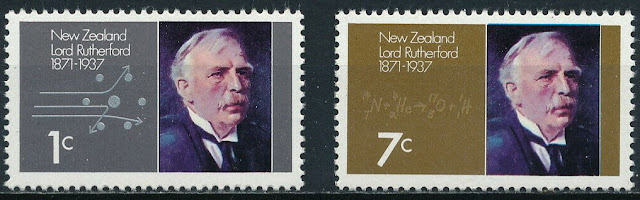New Zealand  Lord Rutherford, 1971
