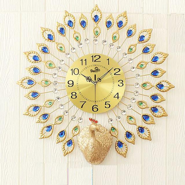Đồng hồ trang trí treo tường DHNL339