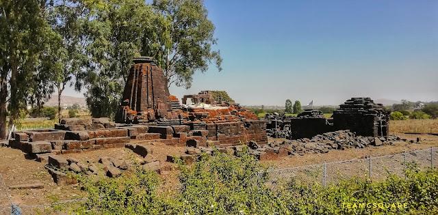Pancha Digambar Temple Complex, Anjaneri