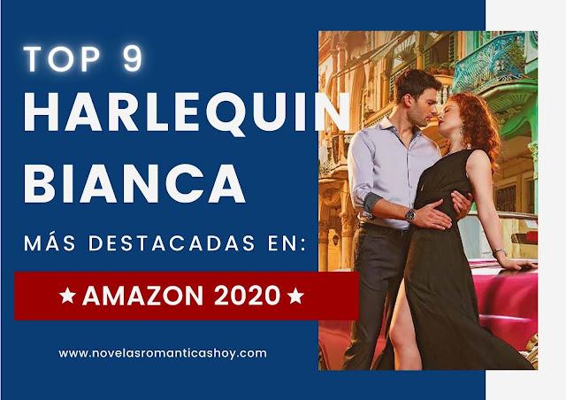 9 Novelas Harlequin Bianca Más Destacadas en Amazon en 2020