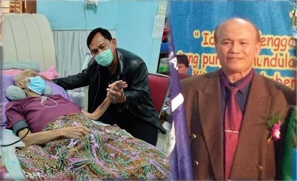 Dr. Ronald Sitohang,Sp.B Ketua Umum Pomparan Raja Pangaribuan Sitohang Meninggal Dunia, Ini Riwayat Sakitnya