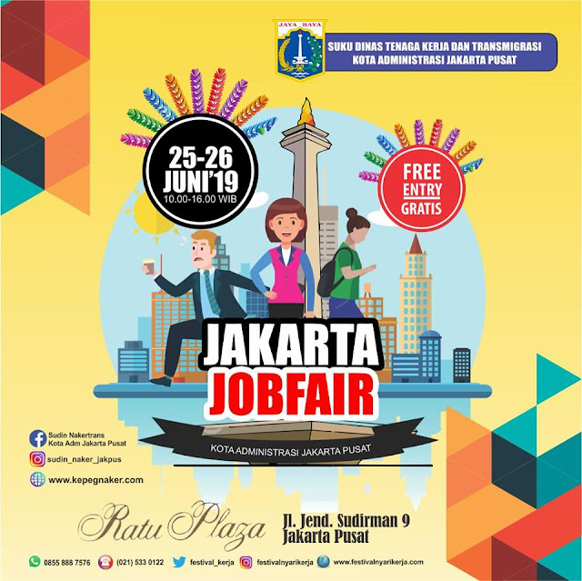 Job Fair Jakarta Terbaru