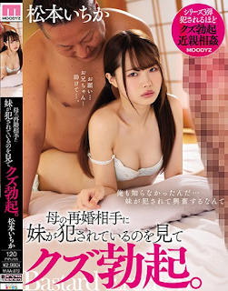 MIAA-272 I Saw A Younger Sister Being Raped By My Mother's Remarriage Partner And Got An Erection. Ichika Matsumoto