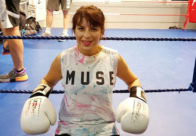 Dlaczego warto trenować boks?