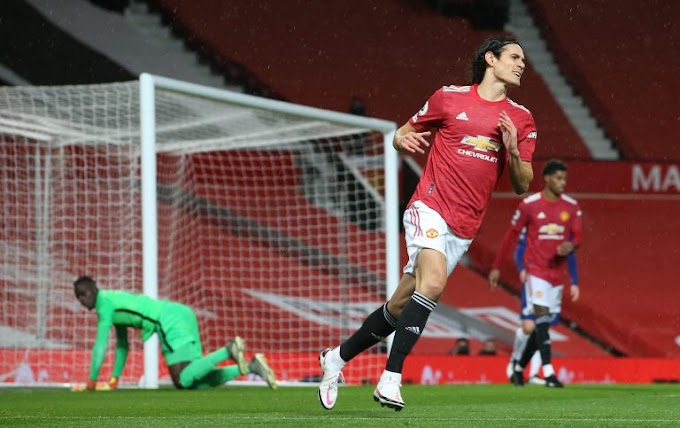 Man United win 3-1 to dent Tottenham's top four hopes