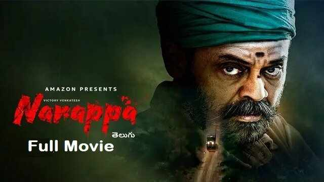 Narappa Full Movie Watch Download online free - Venkatesh