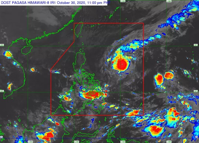 #RollyPH may pass close to Metro Manila after Quezon landfall Sunday