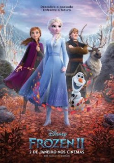 Baixar Frozen 2 Torrent Dublado - BluRay 720p/1080p