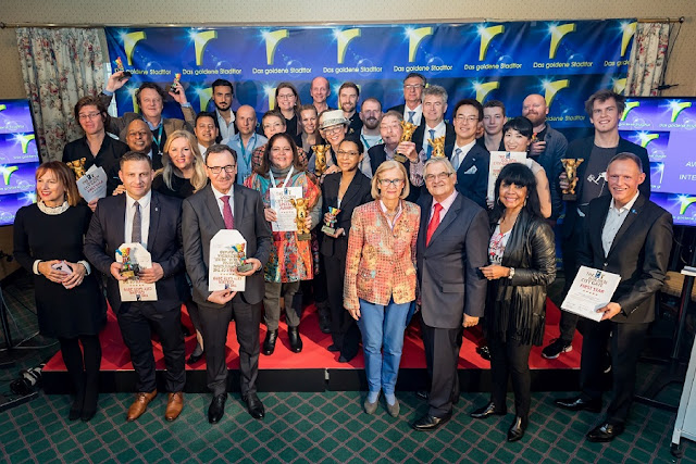 SriLankan Airlines scores the second hat-trick at Golden City Gates Awards 2019