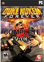 Duken Nuken Forever Complete