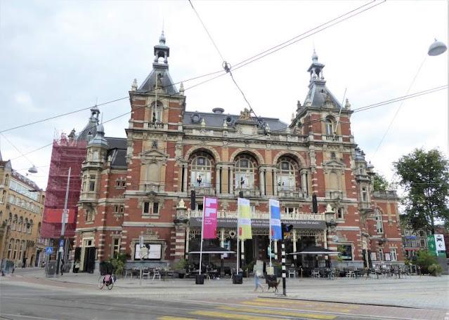 stadsschouwburg teatro amsterdam