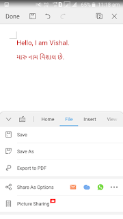How to make pdf files using android ? ICT GUJARAT