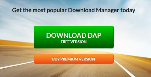 برنامج التحميل Download Accelerator Plus DAP10
