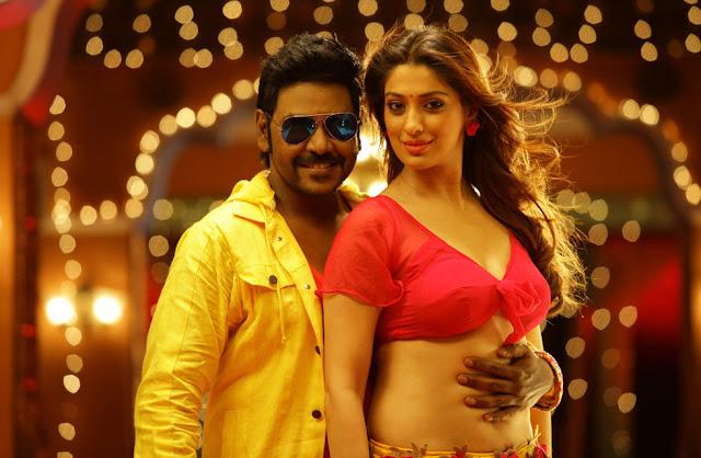 Tamil actress navel show