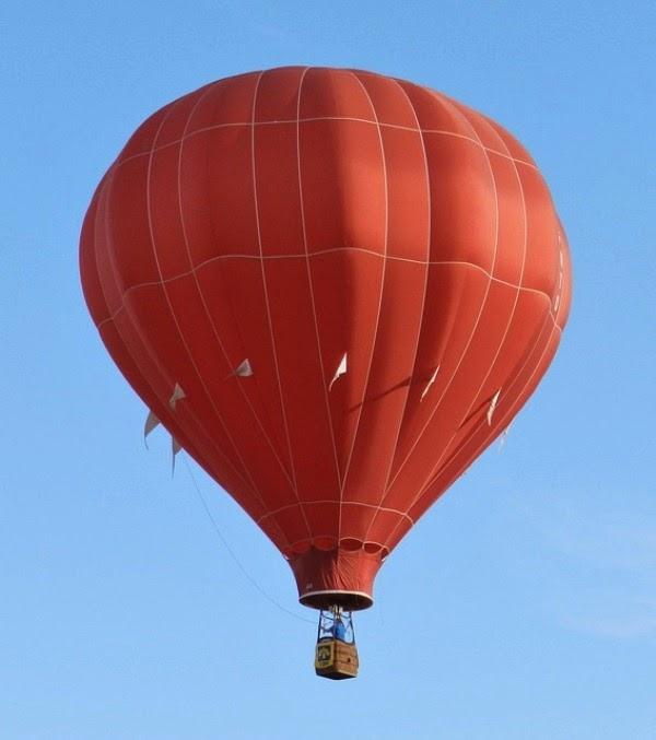 Balon terbang mainan anak-anak
