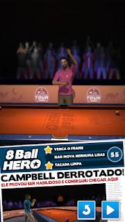 8 Ball Hero apk mod dinheiro infinito