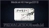Medical Kit Hangul2019