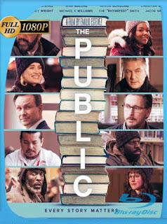 The Public (2018) HD [1080p] Latino [GoogleDrive] SilvestreHD