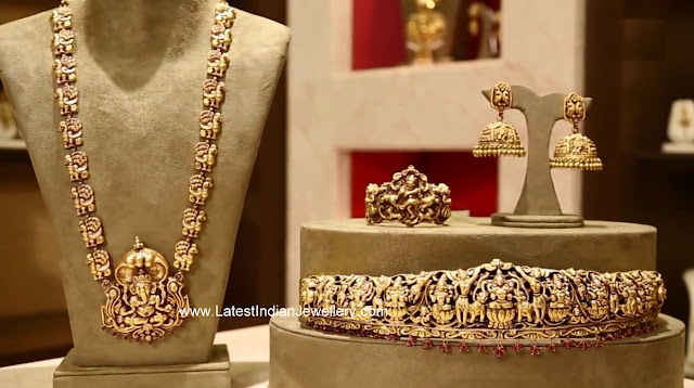 Nakshi South Indian Jewellery