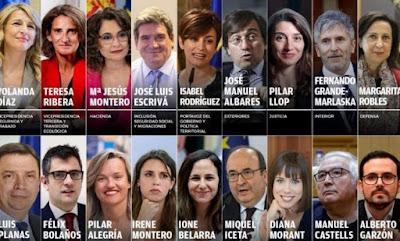 الدق تم... التعديل الحكومي الإسباني الاخير انتصار للمغرب لهذا السبب