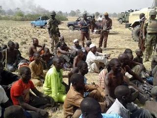 Bokoharam: 1000 prosecuted, 500 jailed
