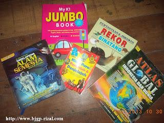 Memotivasi Minat baca anak