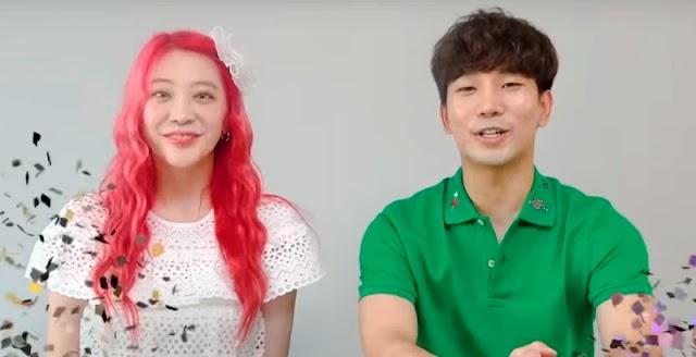 Choi Ye Seul y GO de MBLAQ anuncian planes para su boda