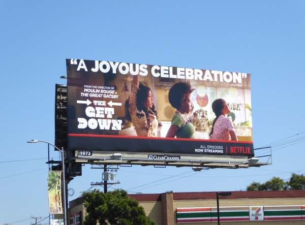 The Get Down season 1 billboard