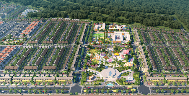 dự án Century City Long Thành