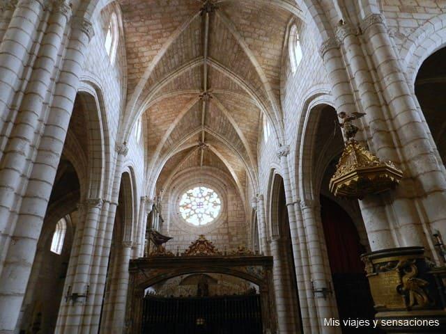 Colegiata de San Cosme y San Damián, Covarrubias, Burgos