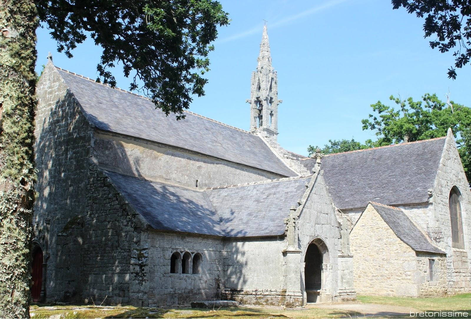 Zabytki Bretanii – kościoły i kaplice