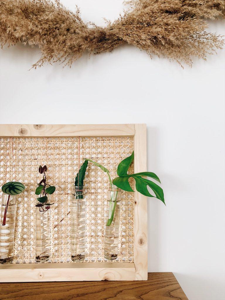 DIY con cannage o muebles de rejilla_8