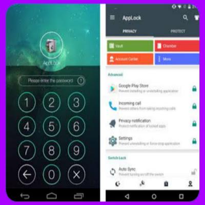 افضل 5 برامج قفل التطبيقات على هواتف الاندرويد والايفون
