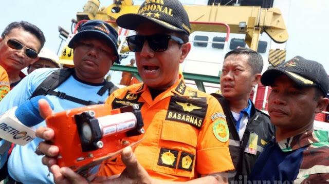 KNKT Harus Laporkan Data dan Fakta dari Black Box 1 Bulan setelah Tanggal Kecelakaan Lion Air JT 610