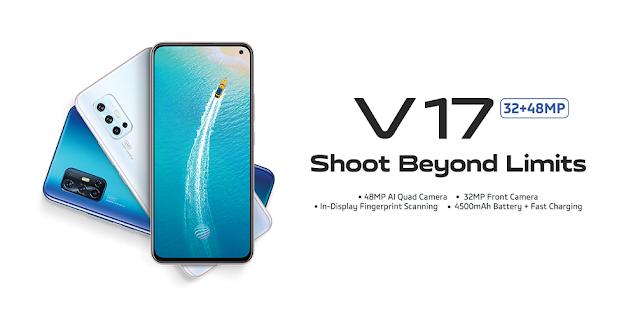 Spesifikasi Vivo V17 Dengan Harga RM1,699