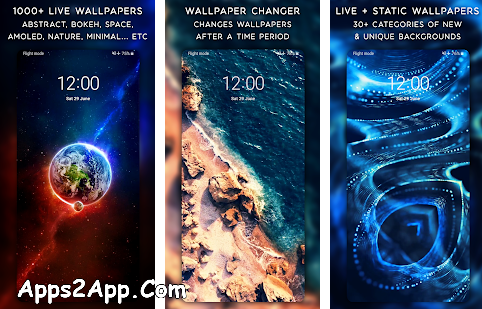 Live Wallpapers – 4K Wallpapers Pro APK v1.3.5 [Latest]