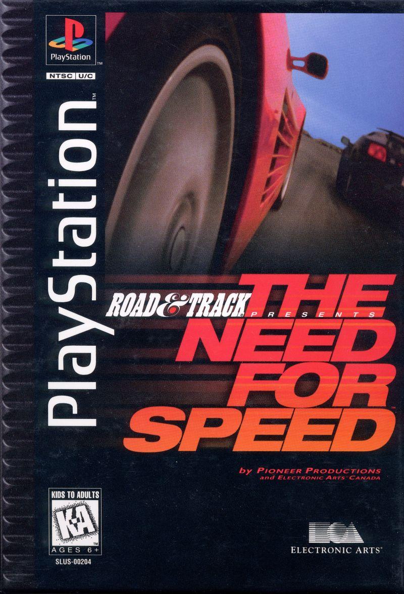 تحميل لعبة نيد فور سبيد الجزء الأول - The Need for Speed
