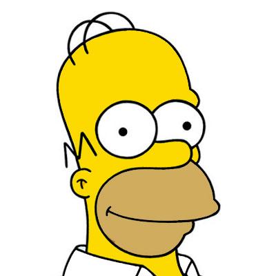 Los Simpson Personaje Homer Simpson