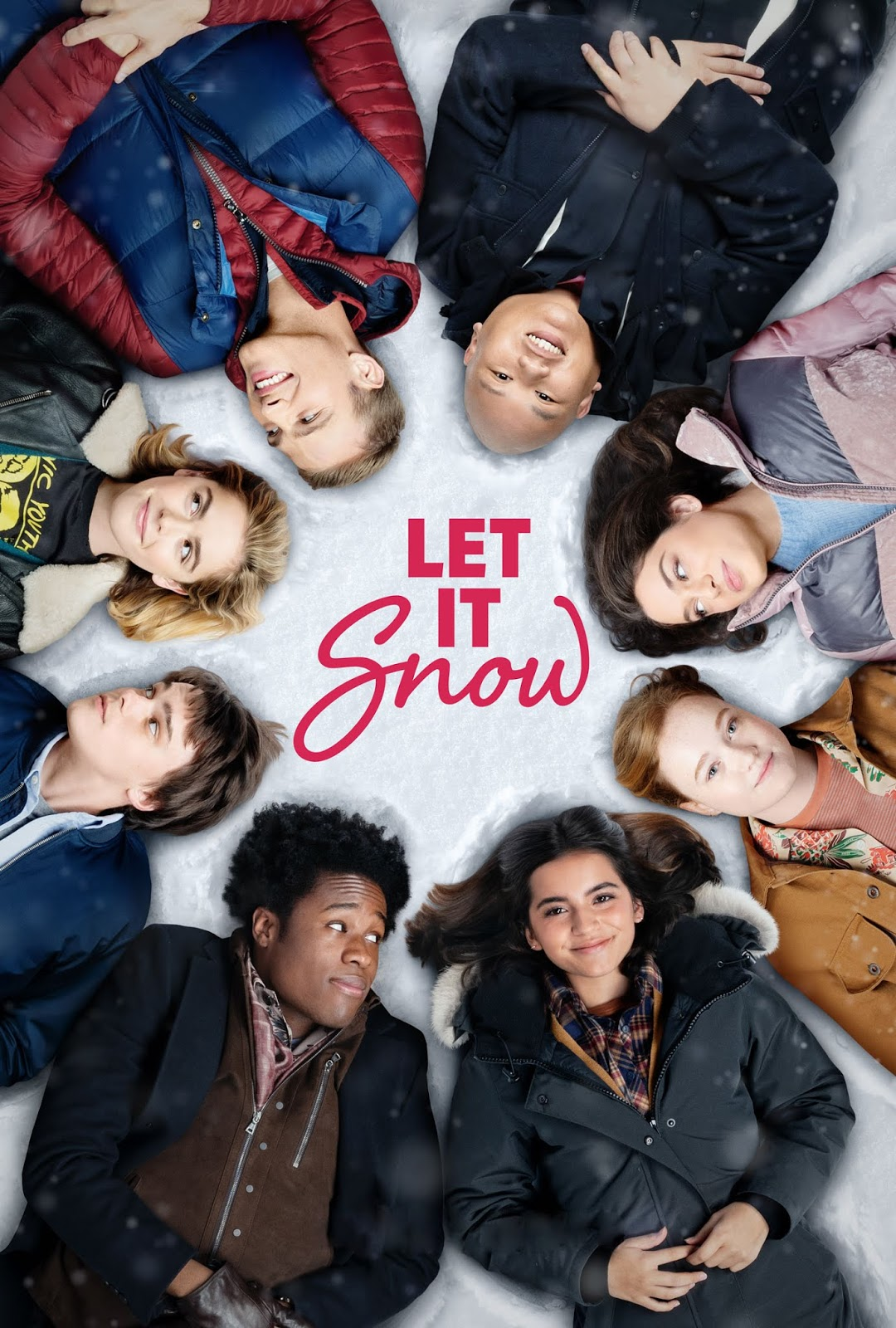 Let It Snow [2019] [CUSTOM HD] [DVDR] [NTSC] [Latino]