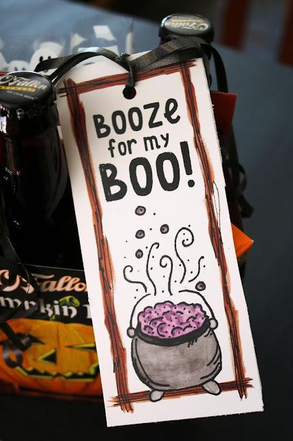 Boozed Halloween