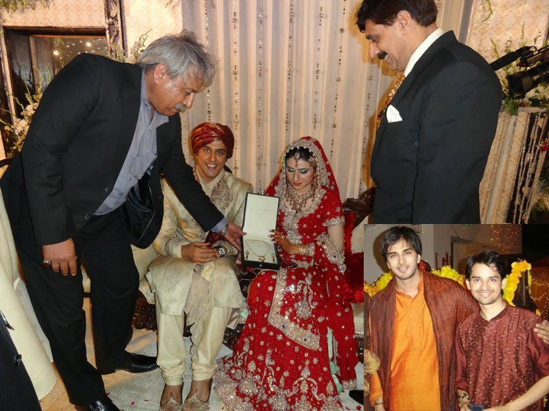 Imran Abbas Sister S Wedding Unseen Pictures