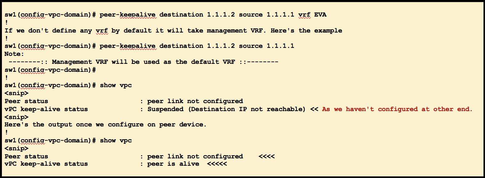 vPCII | evanetworktech