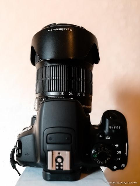 Accesorios que siempre llevo para mi cámara réflex
