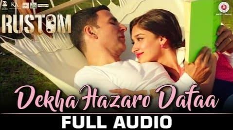 Dekha Hazaro Dafaa Lyrics in Hindi, Arijit Singh, Palak Muchhal, Lyrics in Hindi, Lyrics in English, Hindi Songs Lyrics