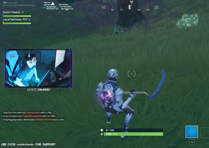 'Wait a minute, that can't be real': A Fortnite gamer freaked out after he got a $75K donation during a stream