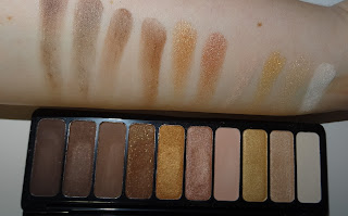 Review Need It Nude E.L.F oogschaduw palette