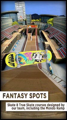 True Skate v1.5.2 Apk MOD [Unlimited Money]